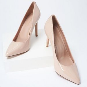 BCBGeneration Heidi Women's heeled shell sz 8 M